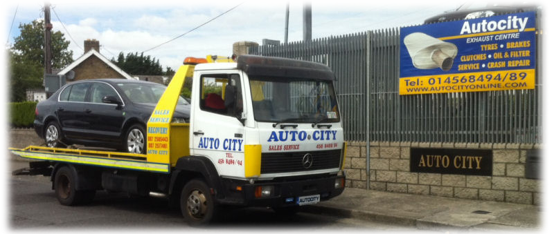 Autocity Roadside Breakdown and Crash Recovery Service